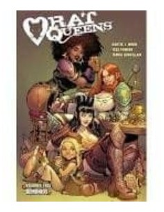 RAT QUEENS 3: DEMONIOS