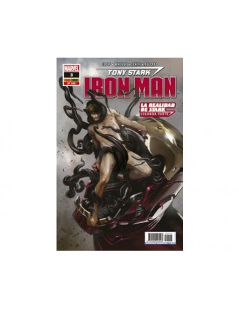 TONY STARK: IRON MAN Nº 03...