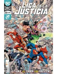 LIGA DE LA JUSTICIA 23 / 101