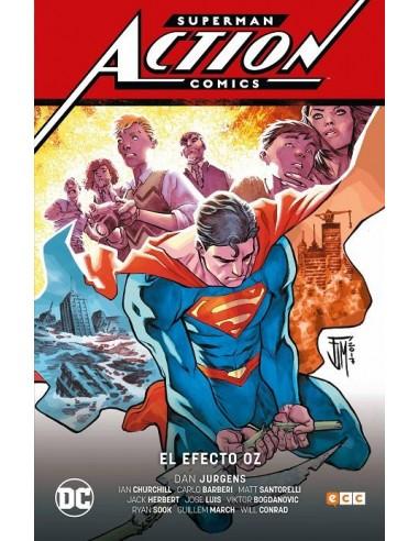 SUPERMAN: ACTION COMICS VOL. 03: EL...