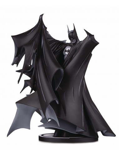 BATMAN B&W BLACK AND WHITE BY TODD...