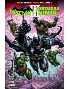 BATMAN/TORTUGAS NINJA 3