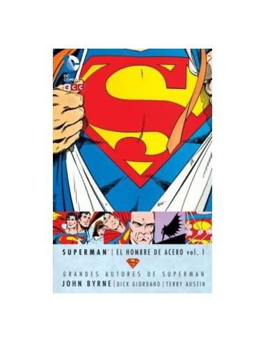 GRANDES AUTORES DE SUPERMAN: JOHN...