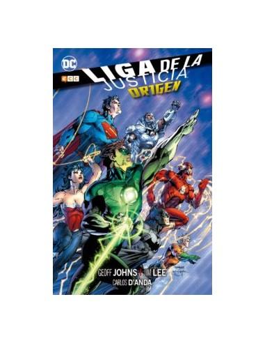 LIGA DE LA JUSTICIA 01: ORIGEN - 3ª...