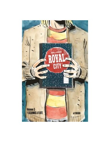 ROYAL CITY 3: SEGUIMOS A FLOTE
