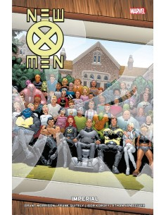 NEW X-MEN 2 DE 7: IMPERIAL