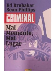 CRIMINAL 07: MAL MOMENTO,...