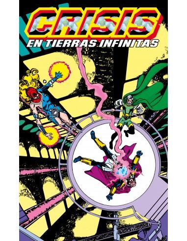 CRISIS EN TIERRAS INFINITAS XP VOL 03...