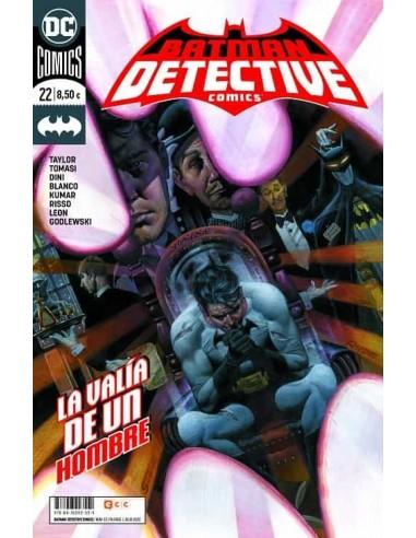 BATMAN: DETECTIVE COMICS 21