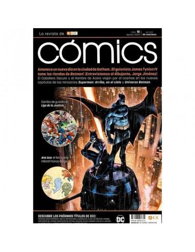 ECC COMICS Nº 18 REVISTA