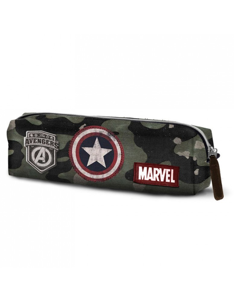 Portatodo Capitan America Army Marvel
