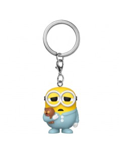 Llavero Pocket POP Minions 2 Pajama Bob