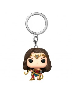 Llavero Pocket POP DC Wonder Woman 1984 Wonder Woman