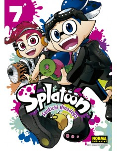 SPLATOON Nº07