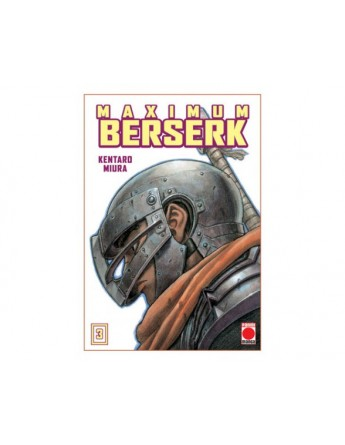 MAXIMUM BERSERK Nº 03