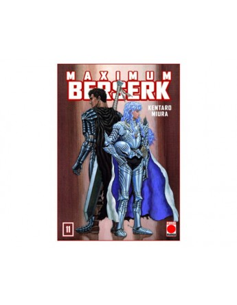 MAXIMUM BERSERK Nº 11