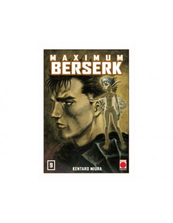 MAXIMUM BERSERK Nº 09