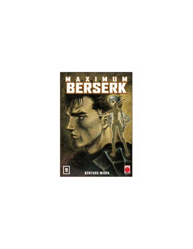 MAXIMUM BERSERK Nº 09