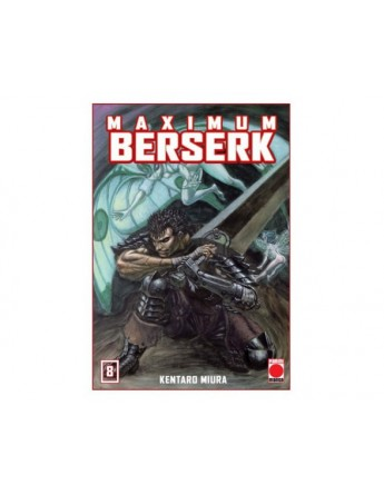 MAXIMUM BERSERK Nº 08
