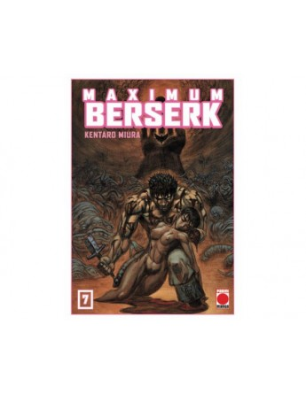 MAXIMUM BERSERK Nº 07