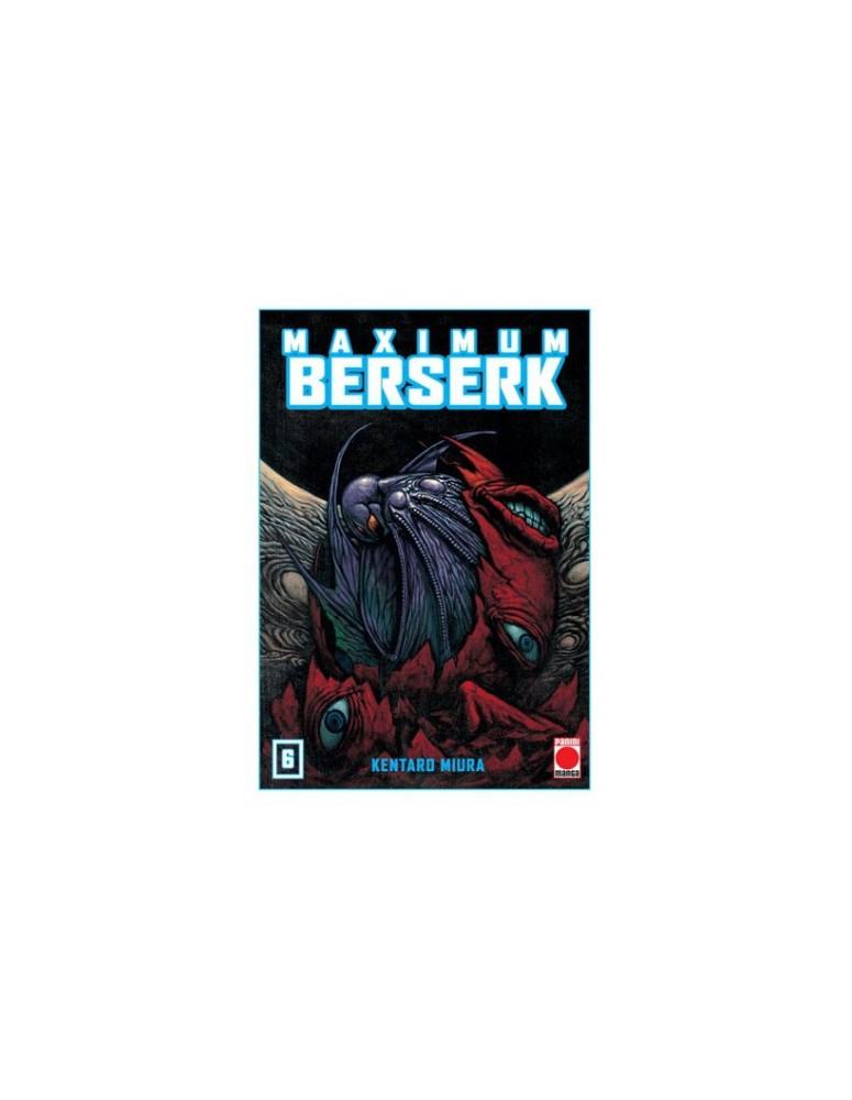 MAXIMUM BERSERK Nº 06