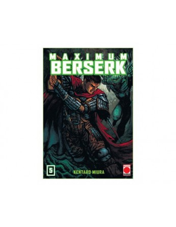 MAXIMUM BERSERK Nº 05