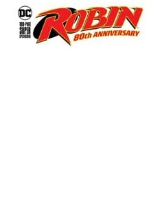 ROBIN 80TH ANNIV 100 PAGE...