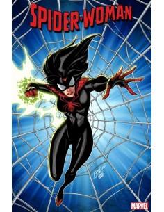 SPIDER-WOMAN 01 RON LIM VAR